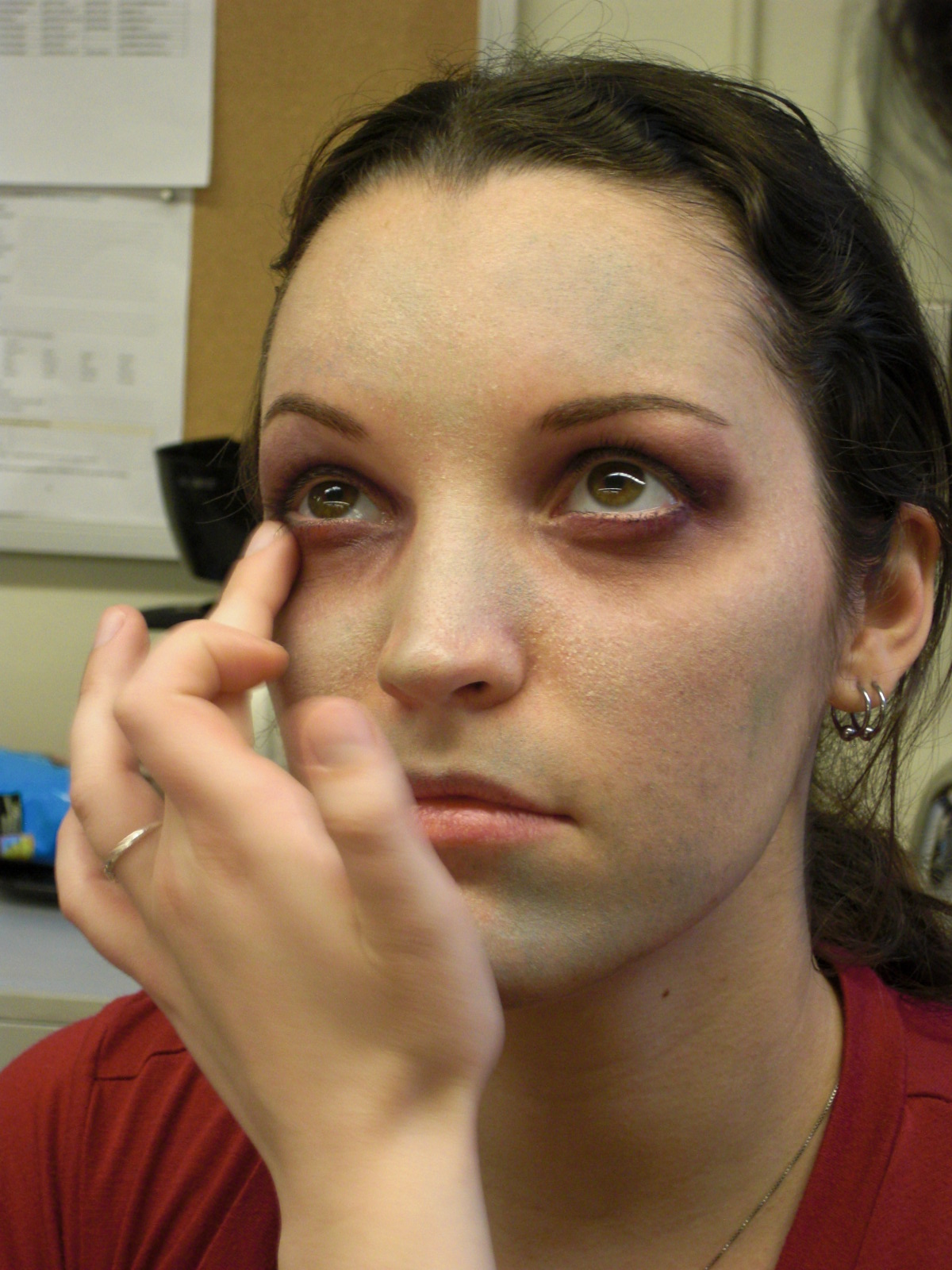 Zombie Eye Makeup You - Mugeek Vidalondon