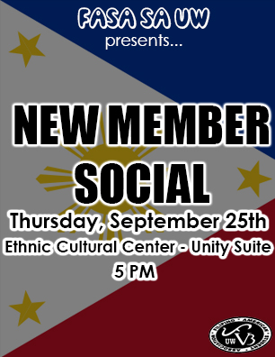 new social flyer