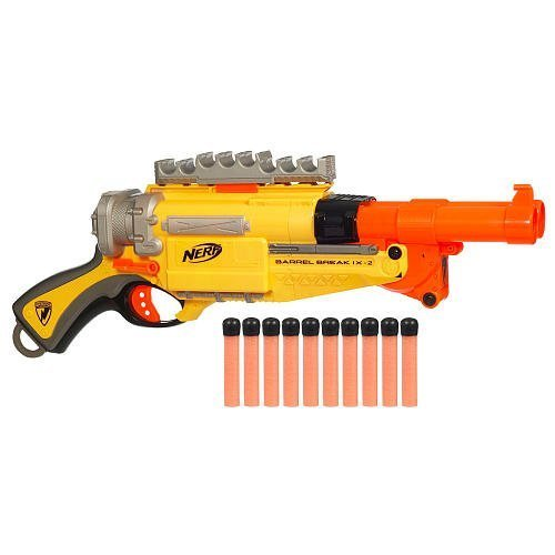 The 15 Best Nerf Guns To Wage Office Warfare